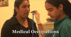 medical occupations