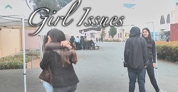 Girl issues feature