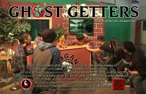Ghost Getters Poster