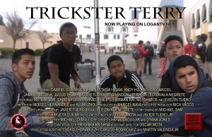 Trickster Terry Poster