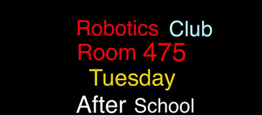 PSA Robotics Club Joshua THUMBNAIL