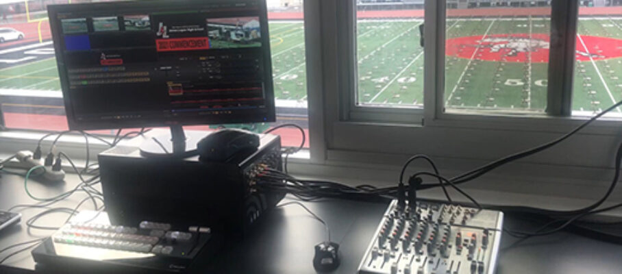 Event Broadcasting featured