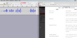 narration recording